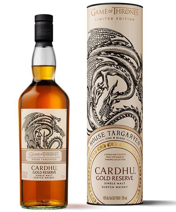 House Targaryen: Cardhu Gold Reserve (Photo: Supplied)