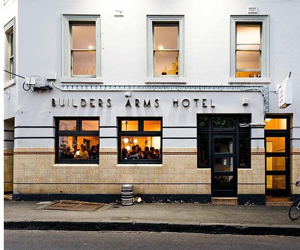 The Builders Arms Hotel (Photo: Harvard Wang)
