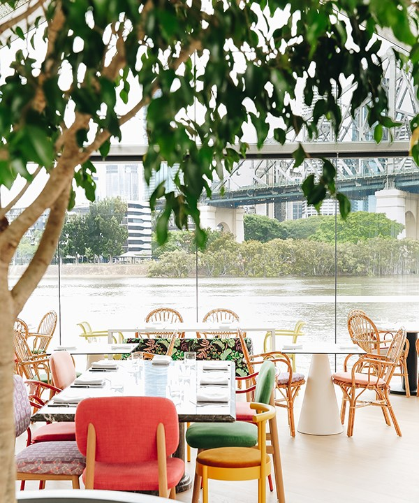 The view from Arc Dining and Wine Bar (Photo: Supplied)