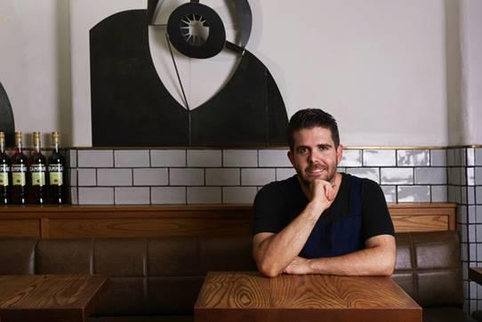 Adam Wolfers will join Gerard's Bistro in May.
