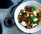 Meat-free pasta recipes that aren't basil pesto