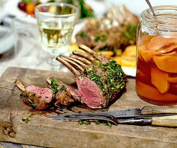 "**[Malone lamb racks with potatoes and quince in cider vinegar](http://www.gourmettraveller.com.au/recipes/browse-all/malone-lamb-racks-with-potatoes-and-quince-in-cider-vinegar-11703|target=""_blank"")**"