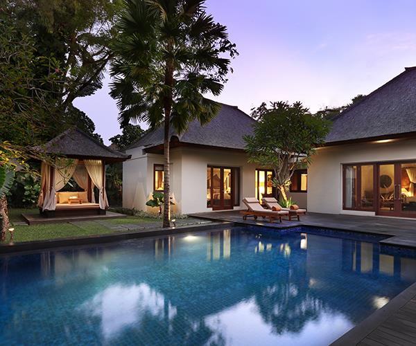 *A two-bedroom villa at Awarta Nusa Dua*