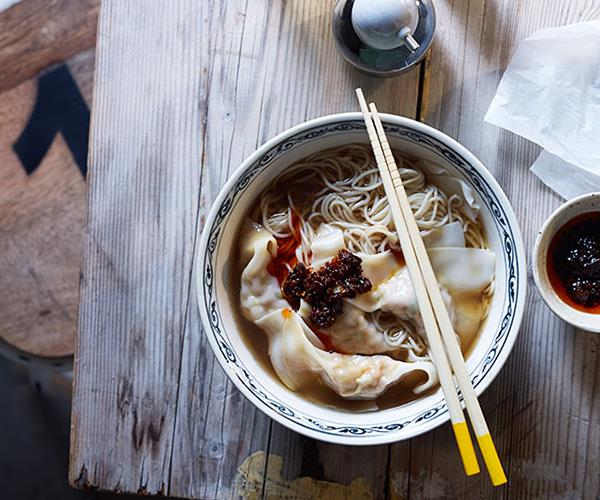 "**[Wonton mee](https://www.gourmettraveller.com.au/recipes/browse-all/wonton-mee-11728|target=""_blank"")**"