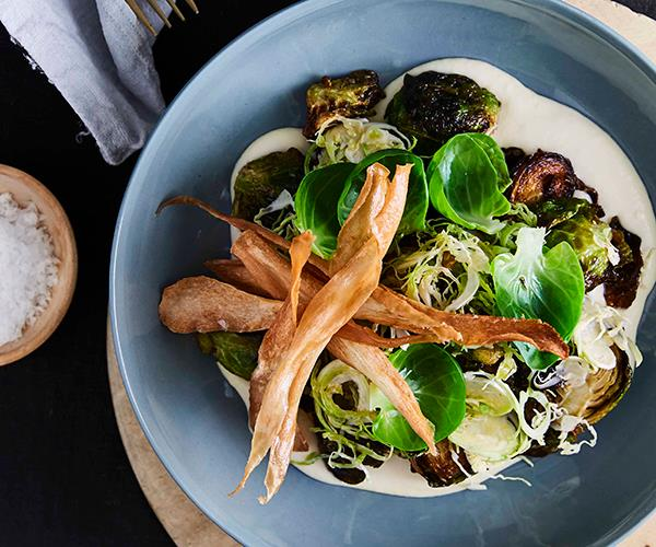 "**[Aria Brisbane's fried Brussels sprouts, parsnips and sherry](http://www.gourmettraveller.com.au/recipes/chefs-recipes/aria-brisbanes-fried-brussels-sprouts-parsnips-and-sherry-9321|target=""_blank"")**"