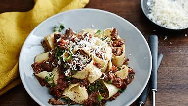 Stop. Go slow with these ragù recipes
