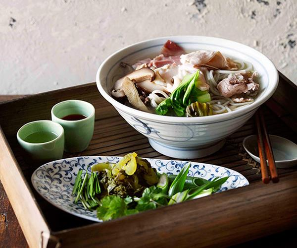 "**[Guo qiao mi xian (Crossing the bridge noodles)](https://www.gourmettraveller.com.au/recipes/browse-all/crossing-the-bridge-noodles-guo-qiao-mi-xian-11247|target=""_blank"")**"