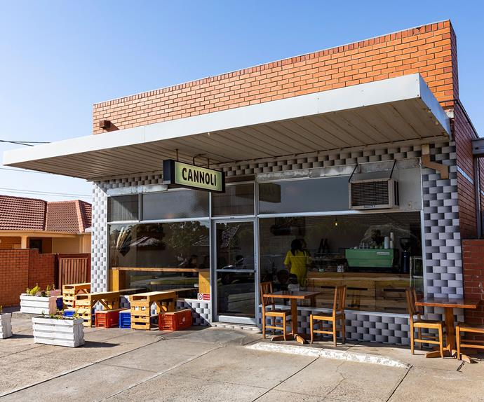 Cannoli Bar, Melbourne.