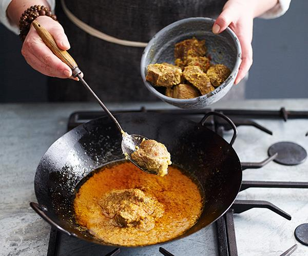 Tip 1: Don't rush your rendang.