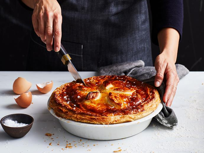 """**[8. Bourke Street Bakery's guide to making the perfect meat pie](https://www.gourmettraveller.com.au/recipes/explainers/meat-pie-17434