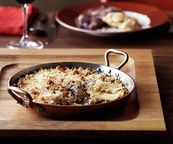 "**[Neil Perry's potato and cabbage gratin](https://www.gourmettraveller.com.au/recipes/chefs-recipes/potato-and-cabbage-gratin-8820|target=""_blank"")**"