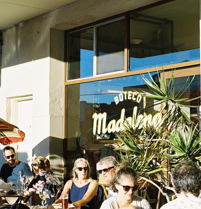 Madalena's, South Fremantle, WA.