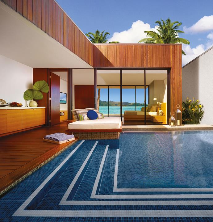 The Beach Villaa at Hayman Island by InterContinental