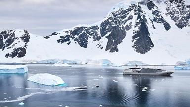 Antarctica: a dreamscape voyage through the big chill