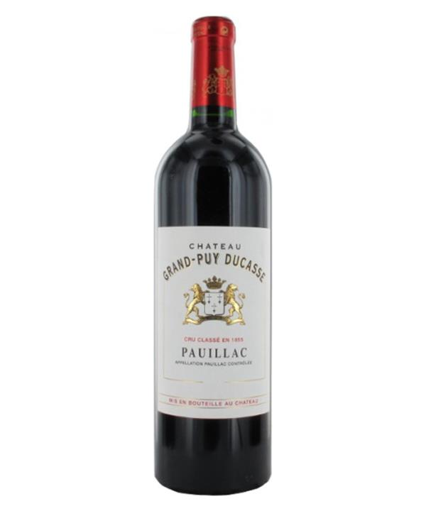 2015 Château Grand-Puy Ducasse, Pauillac, $130