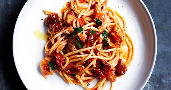 7 prawn pasta recipes to try | Gourmet Traveller