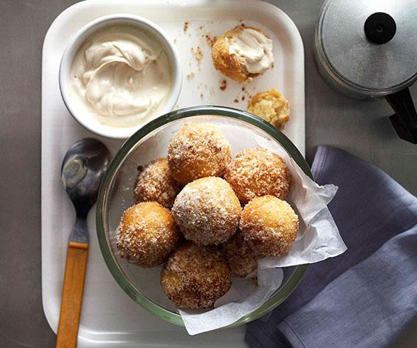 "[**Espresso zeppole with marsala mascarpone**](https://www.gourmettraveller.com.au/recipes/browse-all/espresso-zeppole-with-marsala-mascarpone-10723|target=""_blank"")"
