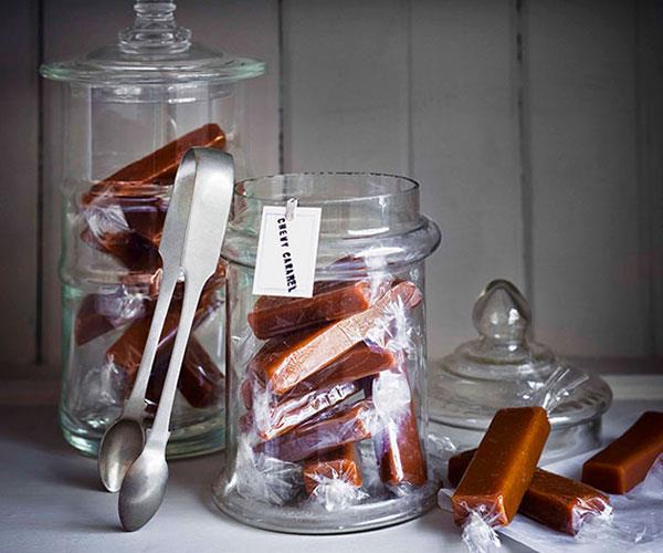 """**[Chewy caramels](https://www.gourmettraveller.com.au/recipes/browse-all/chewy-caramels-11396
