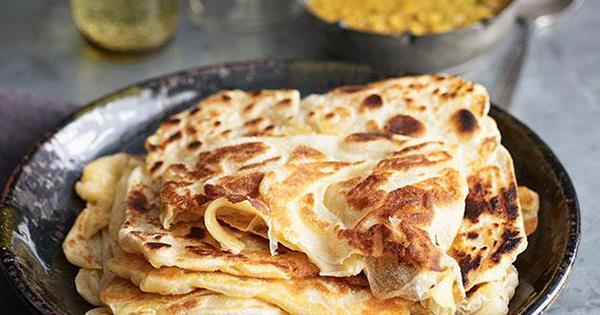 Roti canai recipe | Gourmet Traveller