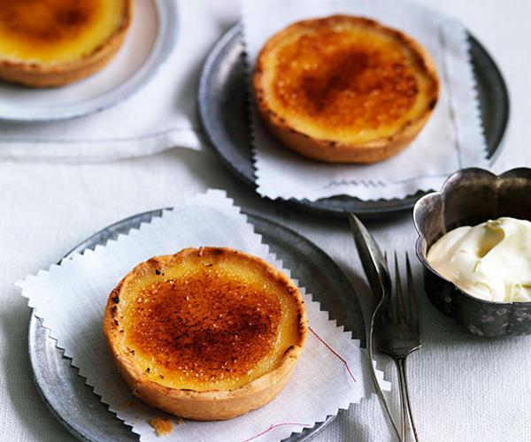 **[Classic lemon cream tartlets (Tartes au citron)](https://www.gourmettraveller.com.au/recipes/browse-all/classic-lemon-cream-tartlets-tartes-au-citron-11008)**