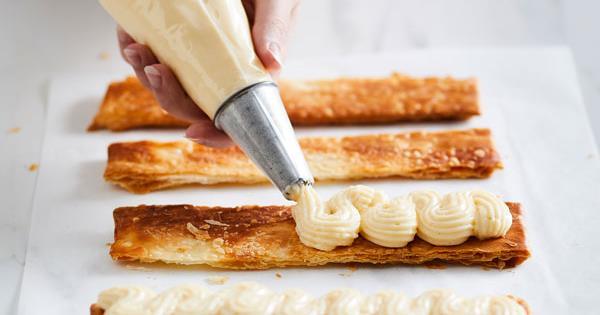 Crème pâtissière recipe - a pastry chef's masterclass | Gourmet Traveller