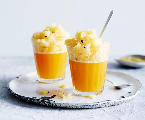 "**[Passiona granita jellies](https://www.gourmettraveller.com.au/recipes/browse-all/passiona-granita-jellies-12911 target=""_blank"")**"