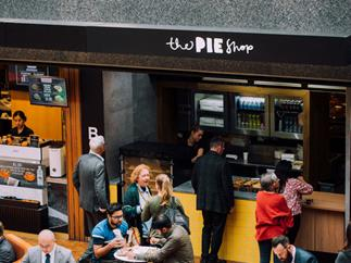 The Pie Shop Collins Place