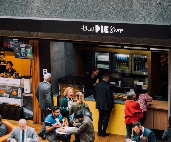 The Pie Shop Collins Place