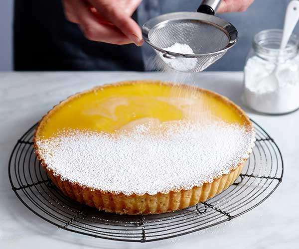 "**[How to make a lemon tart](https://www.gourmettraveller.com.au/recipes/browse-all/lemon-tart-14224|target=""_blank"")**"
