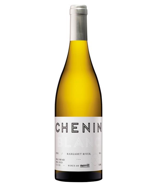 2018 Wines of Merritt Chenin Blanc, Margaret River, $40