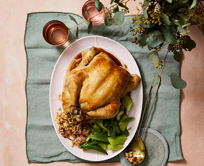 "[Eight-treasure chicken](https://www.gourmettraveller.com.au/preview/recipes/healthy-recipes/eight-treasure-chicken-18007|target=""_blank"") <br><br> *Photo: Supplied*"