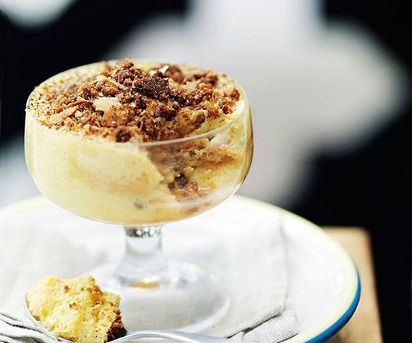 "[**Supa piazentina (Venetian trifle)**](https://www.gourmettraveller.com.au/recipes/chefs-recipes/guy-grossi-supa-piazentina-venetian-trifle-7770|target=""_blank"")"