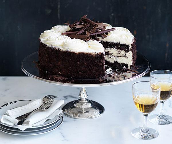 "[**Black Forest cake**](https://www.gourmettraveller.com.au/recipes/browse-all/black-forest-cake-14198|target=""_blank"")"