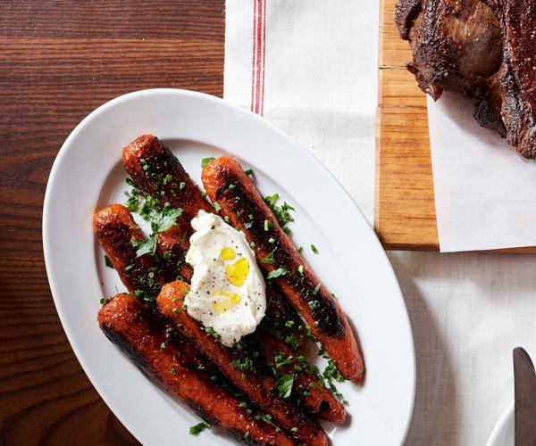 "**[Honey-ginger roasted carrots by Leonardo's Pizza Palace](https://www.gourmettraveller.com.au/recipes/chefs-recipes/roasted-carrots-honey-ginger-17174|target=""_blank"")**"
