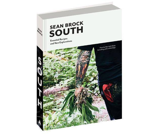 "**South** <br/> ([$85, Artisan Books](https://www.booktopia.com.au/south-sean-brock/book/9781579657161.html|target=""_blank""