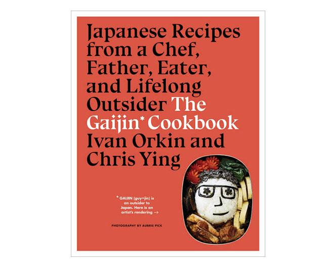 "**The Gaijin Cookbook** <br/> [($50.99, Houghton Mifflin Harcourt)](https://www.booktopia.com.au/the-gaijin-cookbook-ivan-orkin/book/9781328954350.html|target=""_blank""