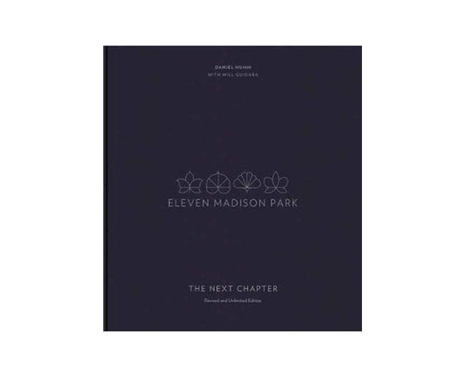"**Eleven Madison Park: The Next Chapter, revised** <br/> [($92.50, Ten Speed Press)](https://www.booktopia.com.au/eleven-madison-park-revised-and-unlimited-edition-daniel-humm/book/9780399580659.html|target=""_blank""