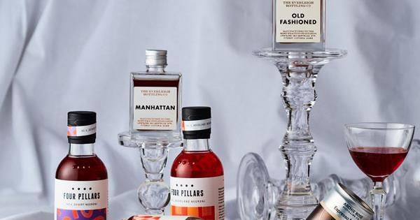 Best pre-mixed cocktails   Gourmet Traveller