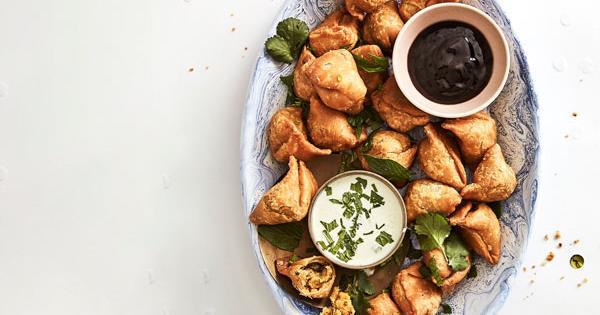 Samosas: the essential ingredients   Gourmet Traveller