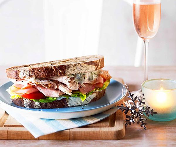 "**[Boxing Day sandwich](https://www.gourmettraveller.com.au/recipes/browse-all/boxing-day-sandwich-14298|target=""_blank"")**"