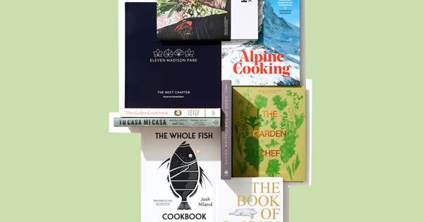 The best cookbooks of 2019 | Gourmet Traveller