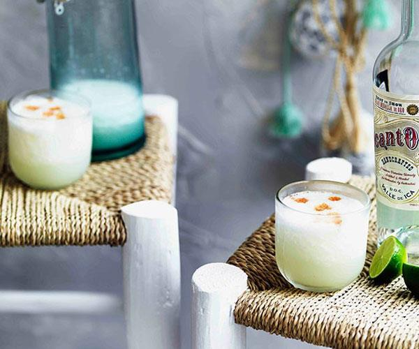 "**[Pisco Sour](https://www.gourmettraveller.com.au/recipes/browse-all/pisco-sour-11136|target=""_blank"")**"