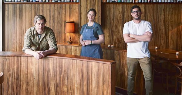 Old Palm Liquor | Melbourne restaurant review | Gourmet Traveller