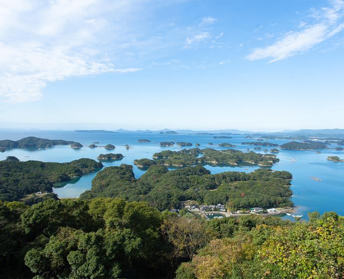Kujukushima, Sasebo, Nagasaki Prefecture. *Photo: Derek Yamashita*