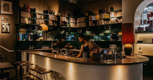 Bar Totti's in Sydney is opening in soon | Gourmet Traveller