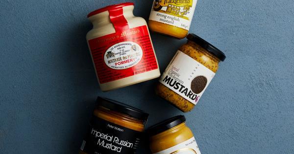The best mustards on the market | Gourmet Traveller