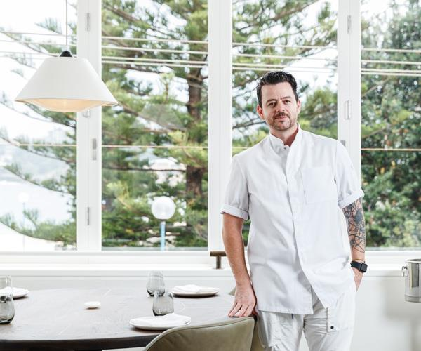 Merivale executive chef Jordan Toft.