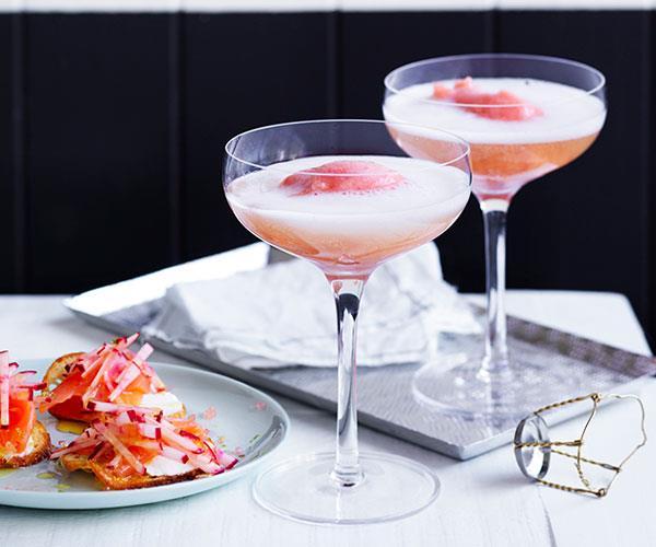 "**[Nectarine Sgroppino](https://www.gourmettraveller.com.au/recipes/browse-all/nectarine-sgroppino-12654|target=""_blank"")**"
