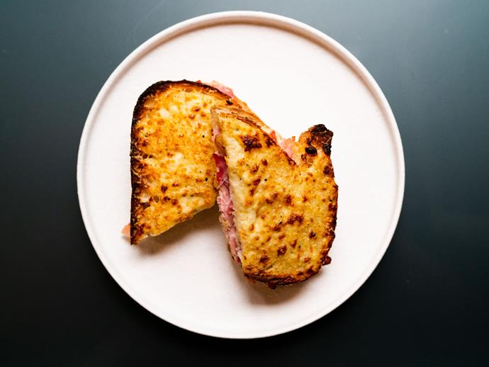 The truffle croque monsieur alone is worth travelling to Darlinghurst for.