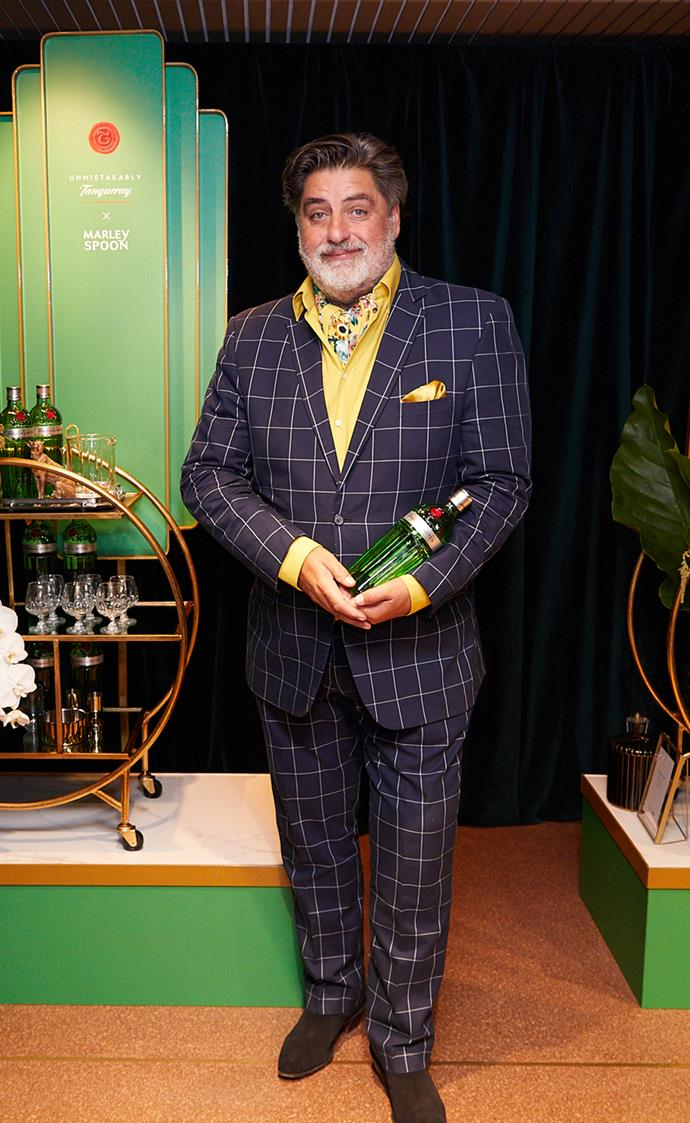 """With the launch of the new Tanqueray x Marley Spoon Ultimate Dinner Party Box, it couldn't be easier for Aussies to get together and enjoy great food and drinks in their own homes,"" Preston said."